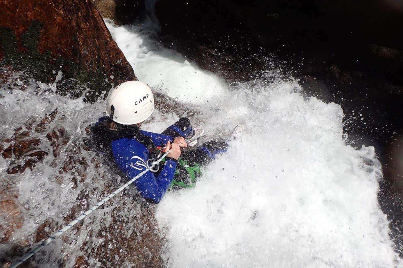 canyoning cévennes canyoning dans les cévennes canyoning cevennes millau aveyron lozere gorges du tarn gorges de la dourbie