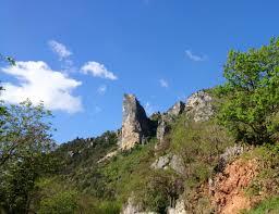 escalade gorges du tarn roc aiguille