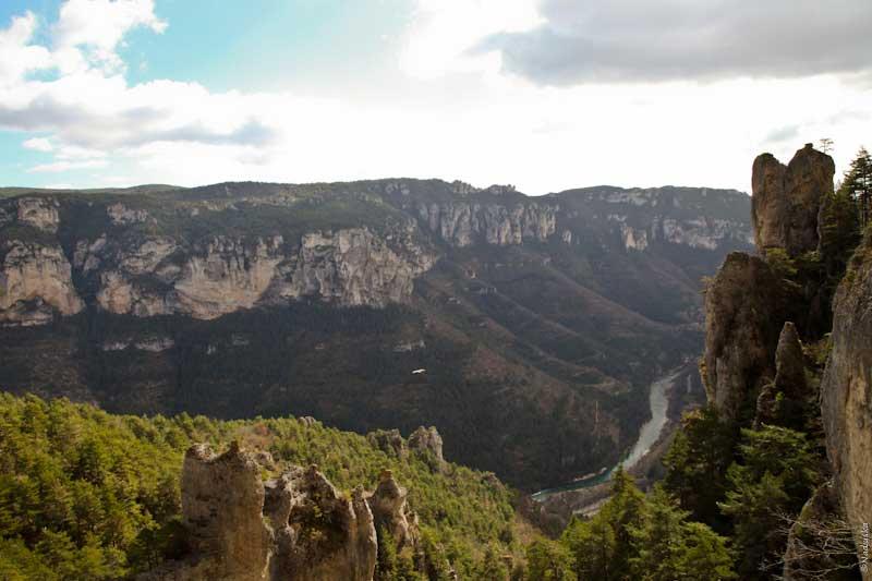 stage escalade yoga aveyron lozere occitanie midi pyrenees gorges du tarn gorges de la jonte gorges de la dourbi