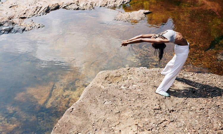 stage yoga et escalade cevennes aveyron millau gorges du tarn gorges de la jonte lozere region occitanie midi pyrénées sud ouest