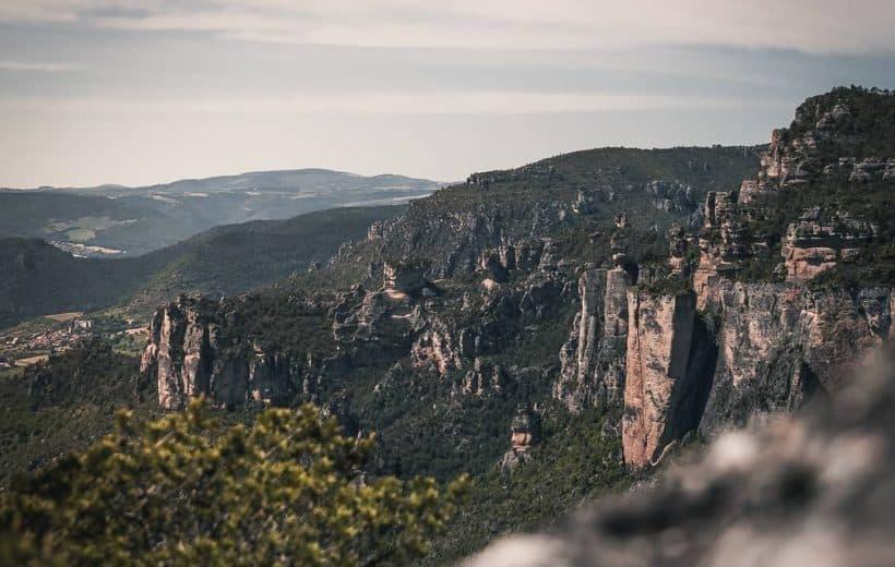 Gorges de la Jonte Tarn Aigoual Roziers