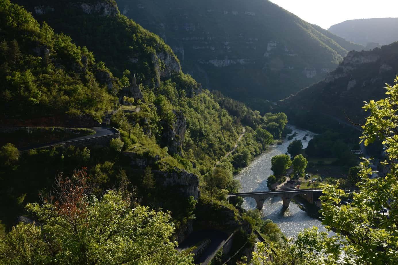 Lozère Gorges du Tarn