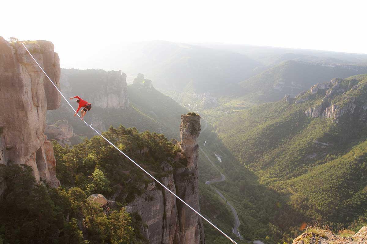 sport nature cévennes lozere aveyron millau gorges du tarn gorges de la jonte activités plein air activités loisirs